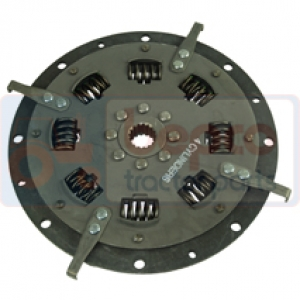 Δίσκος DAMPER FORD NEW HOLLAND T6000-TSA